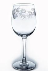 Rolf Glassware Icy Pine - Wine Glass (12 oz)