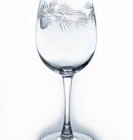 Rolf Glassware Icy Pine - Wine Glass (12 oz)