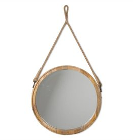 Tag ltd Mango Wood Mirror