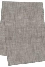 Danica Emerson Gray Tea Towel