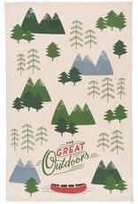 Danica Great Outdoors Tea Towel