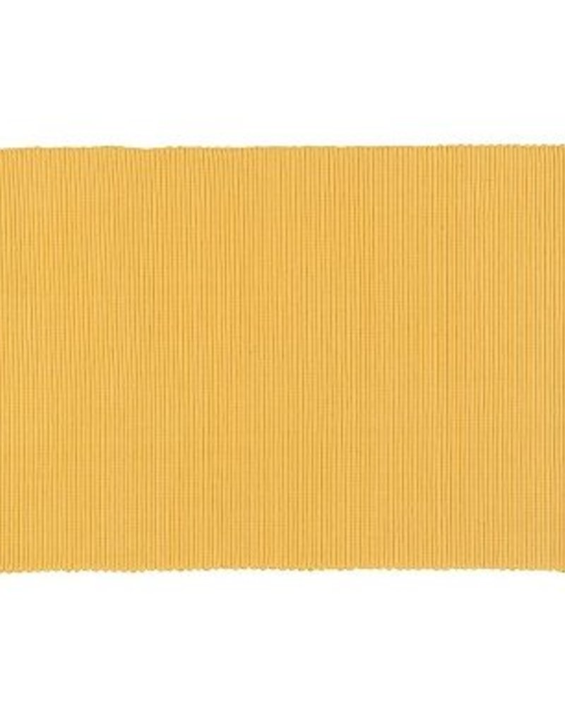 Danica Ribbed Honey Placemat