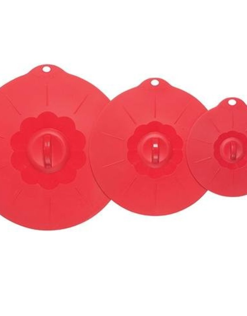 Danica Silicone Suction Lids Set of 3