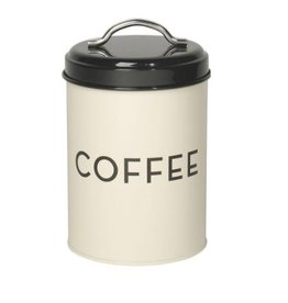 Danica Tin Coffee, Ivory