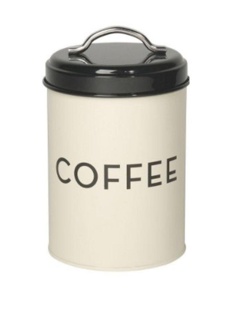 Danica Tin Coffee, Ivory