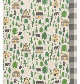 Danica Wild & Free Tea Towel, Set of 2