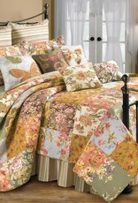 C&F Enterprises Arden Queen Quilt