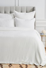 C&F Enterprises Diamond White Queen Duvet Cover