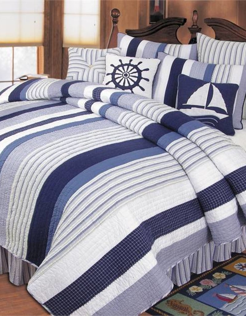 C&F Enterprises Nantucket Dream Twin Quilt