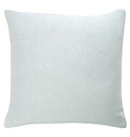 C&F Enterprises Tabor Sea Glass Euro Sham