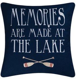 C&F Enterprises Toss Pillow, Memories 16x16