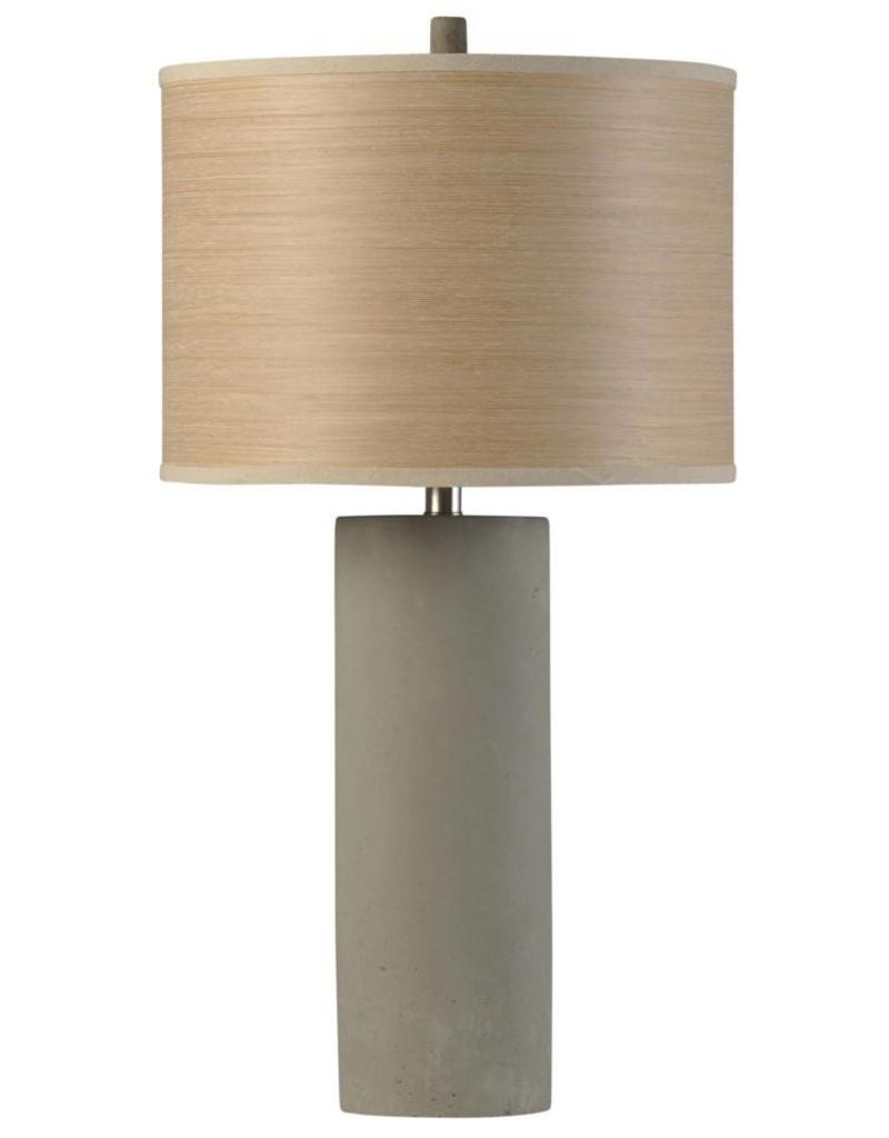 Style Craft Home Collection Berkley Woods Table Lamp