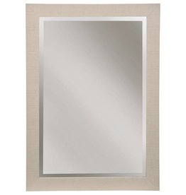 Style Craft Home Collection Etched Molding Frame Mirror