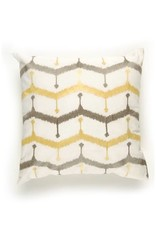 ADV Embroidered Chevron Toss