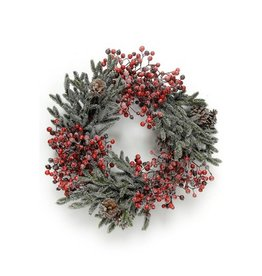 ADV Wreath with Berries