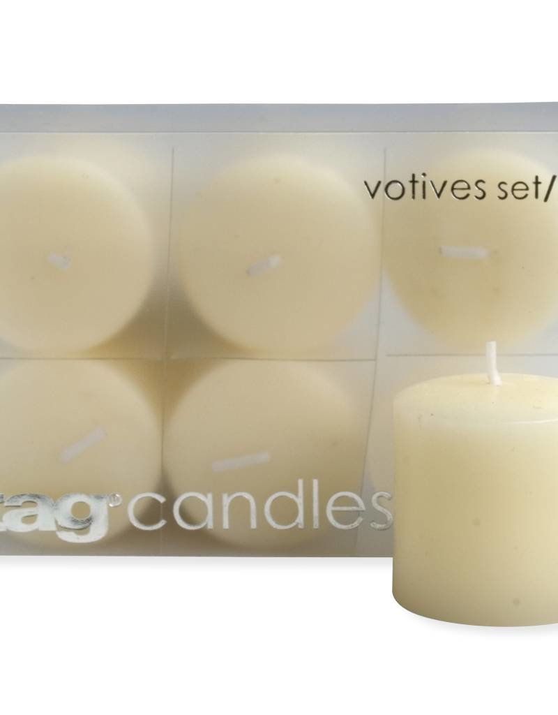 Tag ltd Votive Candles set of 6