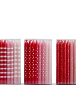 Tag ltd Red & Pink Dazzle Birthday Candles