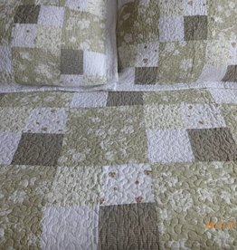 New New Horizons Taylor Twin Quilt and Shams