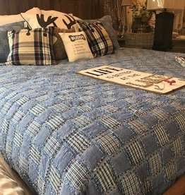 New New Horizons Muskoka King Quilt and Shams
