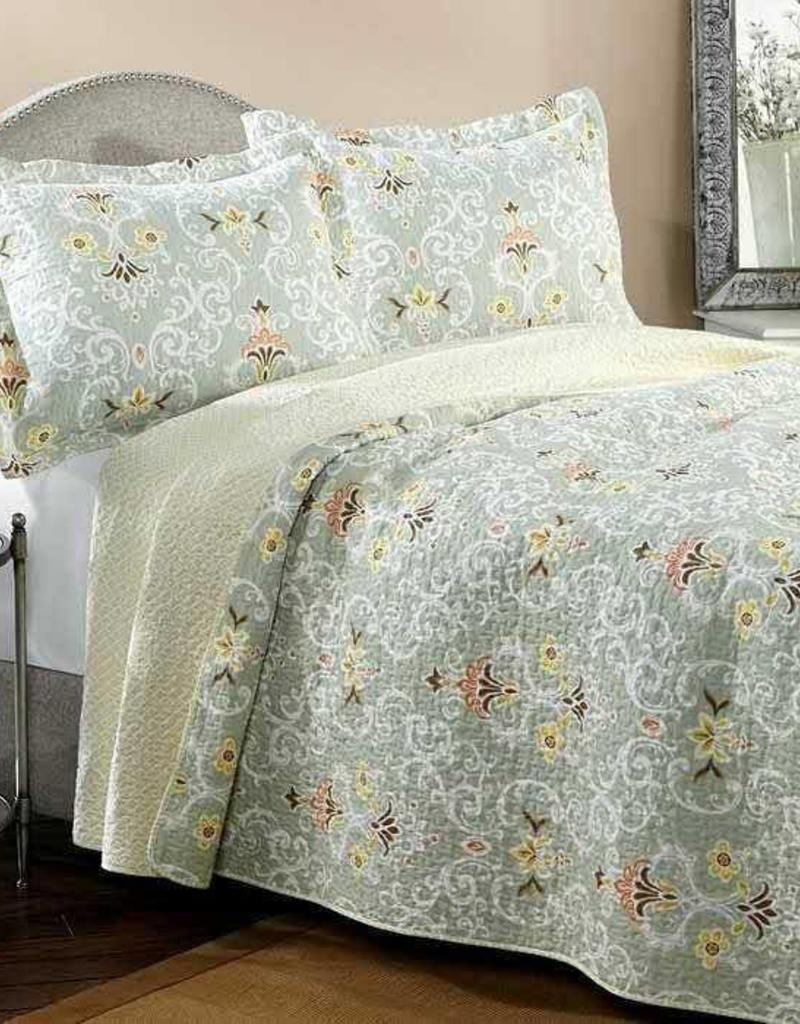 New New Horizons Sheffield King Quilt and Shams