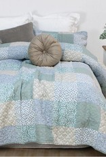 New New Horizons Marlee King Quilt and Shams