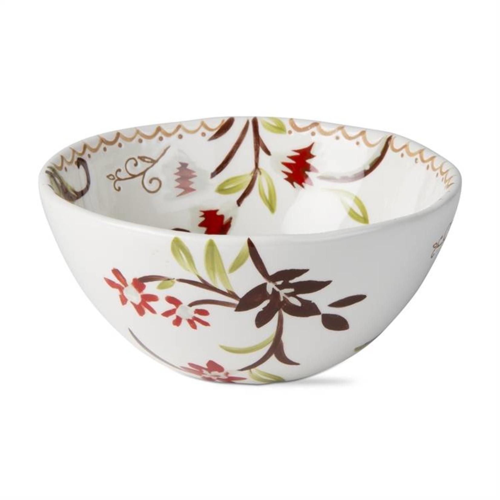 Autumn Bloom Berry Bowl