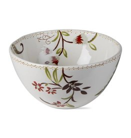 Tag ltd Autumn Bloom Serving Bowl