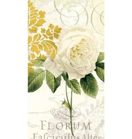 Paper Products Design Flora Mystique Guest Towels