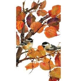 Paper Products Design Autumn Birds, Guest