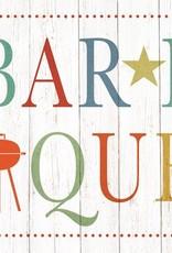 Paper Products Design Summer Barbeque Beverage Serviettes