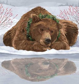 PPD Bear Reflected, Lunch