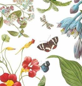 Paper Products Design Victoria Garden Beverage Serviette
