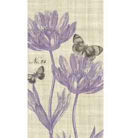 Paper Products Design Piedmont Butterfly Guest Towel