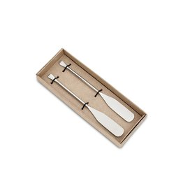 Abbott Paddle Pate Spreader, Set of 2