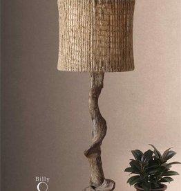 Uttermost Lamp, Driftwood Buffet