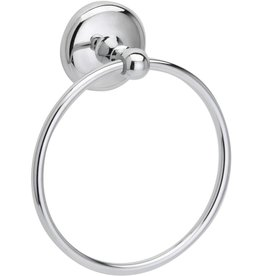 Taymor Elgin Towel Ring Chrome