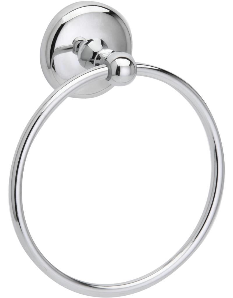 Taymor Elgin Towel Ring Chrome