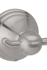 Taymor Florence Robe Hook Satin Nickel