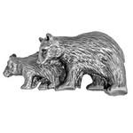 Bear Pull - Pewter