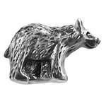 Bear Knob - Pewter