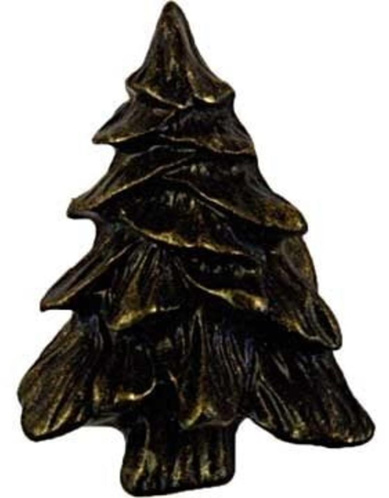 Sierra Lifestyles Tree Knob - Bronzed Black