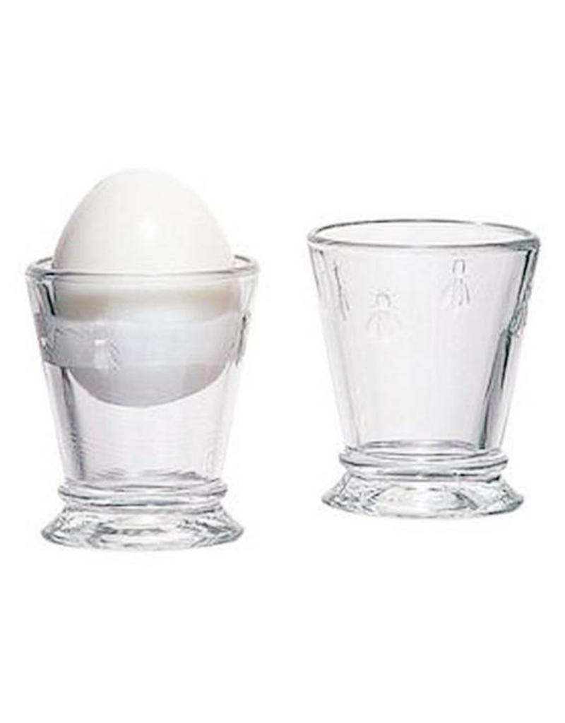 Scan Trade Mini Bee Glass Egg Cup