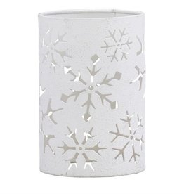 Park Design Falling Snow Candle Sleeve