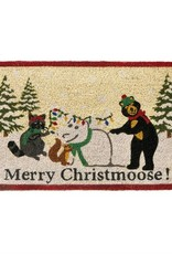 Park Design Merry Christmoose Doormat