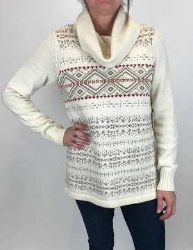 Aventura Aventura Keelan Sweater Whisper White
