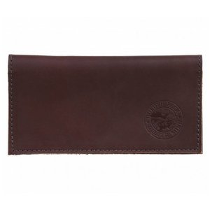 duluth pack Duluth Pack Checkbook Cover LG Leather L-101