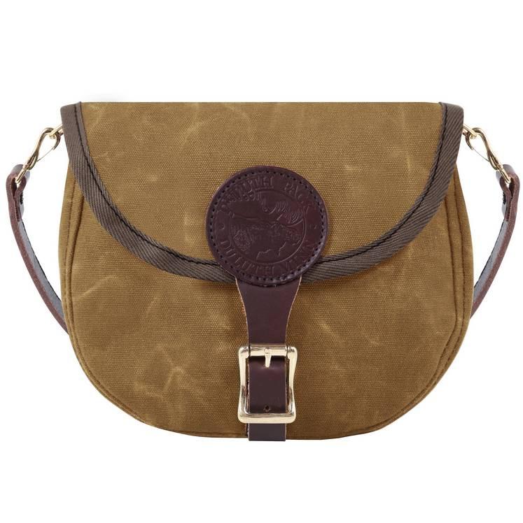Duluth Pack Bag S Std Sm Wax Khaki B 050