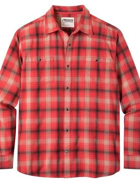 Mountain Khaki Mountain Khaki Saloon Flannel Engine Red Plaid