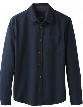 PRANA Prana Woodman L/S Flannel Nautical
