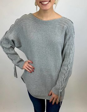 NEON BUDDHA Pure Knit Begonia Top